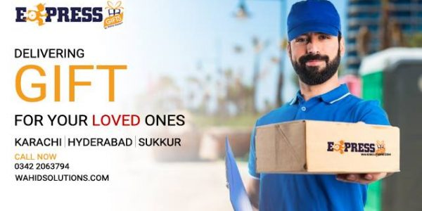 Express Gifts By Wahid Solution - Delivery service in Karachi hyderabad and Sukkur gift to your loved ones