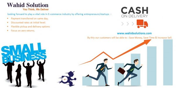 Wahidsolution cash on delivery service