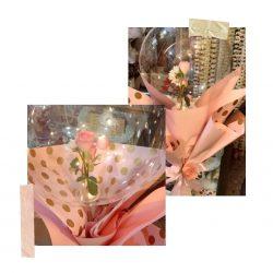 expressgiftsbywahidsolutionflowerinballoonbouquet